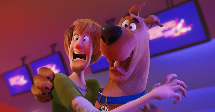 《狗狗史酷比!》釋出全新官方預告,童年回憶全動畫首現大銀幕