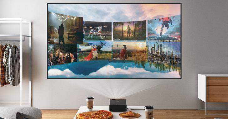 Epson推出自由「視」雷射投影移動光屏Android TV升級版