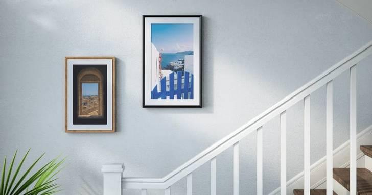 NETGEAR Meural 數位畫框在台上市,不用花大錢也能把世界名畫帶回家