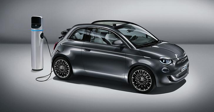 就算義大利疫情肆虐也阻止不了飛雅特,Fiat 500 電動車米蘭發表