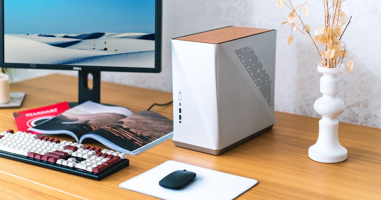 北歐設計風格, 瑞典機殼品牌 Fractal Design 推出簡約時尚卻更重視實用性的 Era ITX 機殼