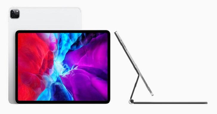 Apple 新款 iPad Pro 發表!搭載雙鏡頭、光學雷達,有 11 吋與 12.9 吋、售價 25,900 元起