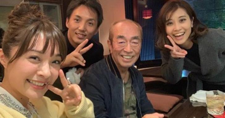 日本喜劇天王志村健因新冠肺炎過世,享壽70歲