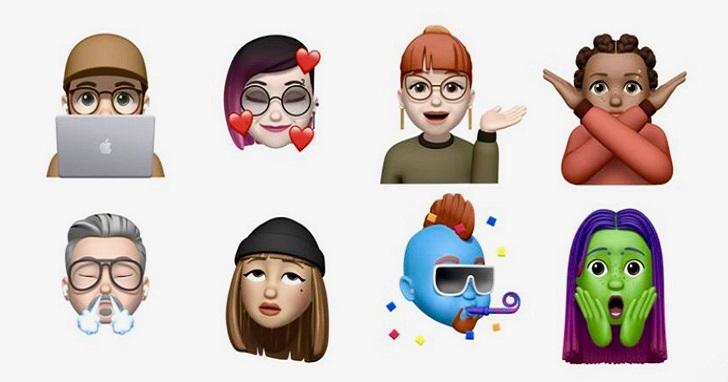 5 個  iOS 13.4 功能更新:翻白眼 Memoji 貼圖、iCloud 資料夾分享、自訂 TV App 串流品質
