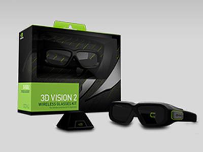 戴 3D 眼鏡周圍也很亮,2分鐘看懂 3D Vision 2 的密技