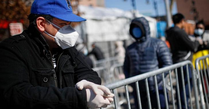 美國確診人數過10萬,紐約市長:最終紐約會有一半以上的人都被感染