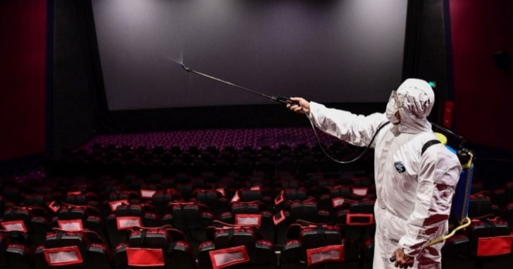 真的疫情歸零?中國官方突然下令所有電影院不得營業,已經恢復營業的立即停業