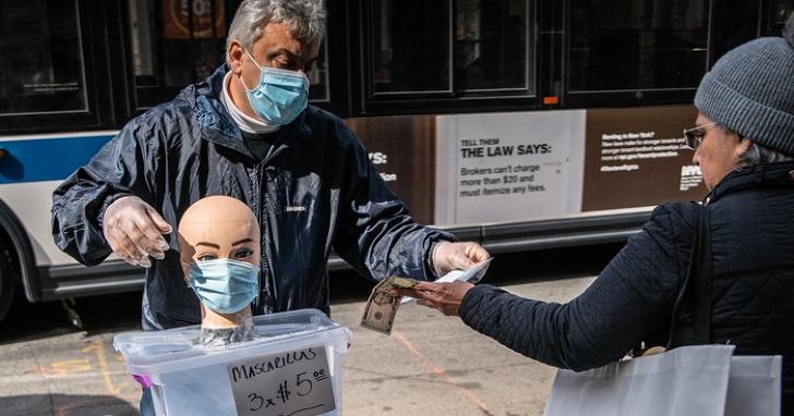 美國傳染病權威反對川普表示兩週後企業可恢復上班的看法,認為將會有十萬多美國人死於新冠肺炎
