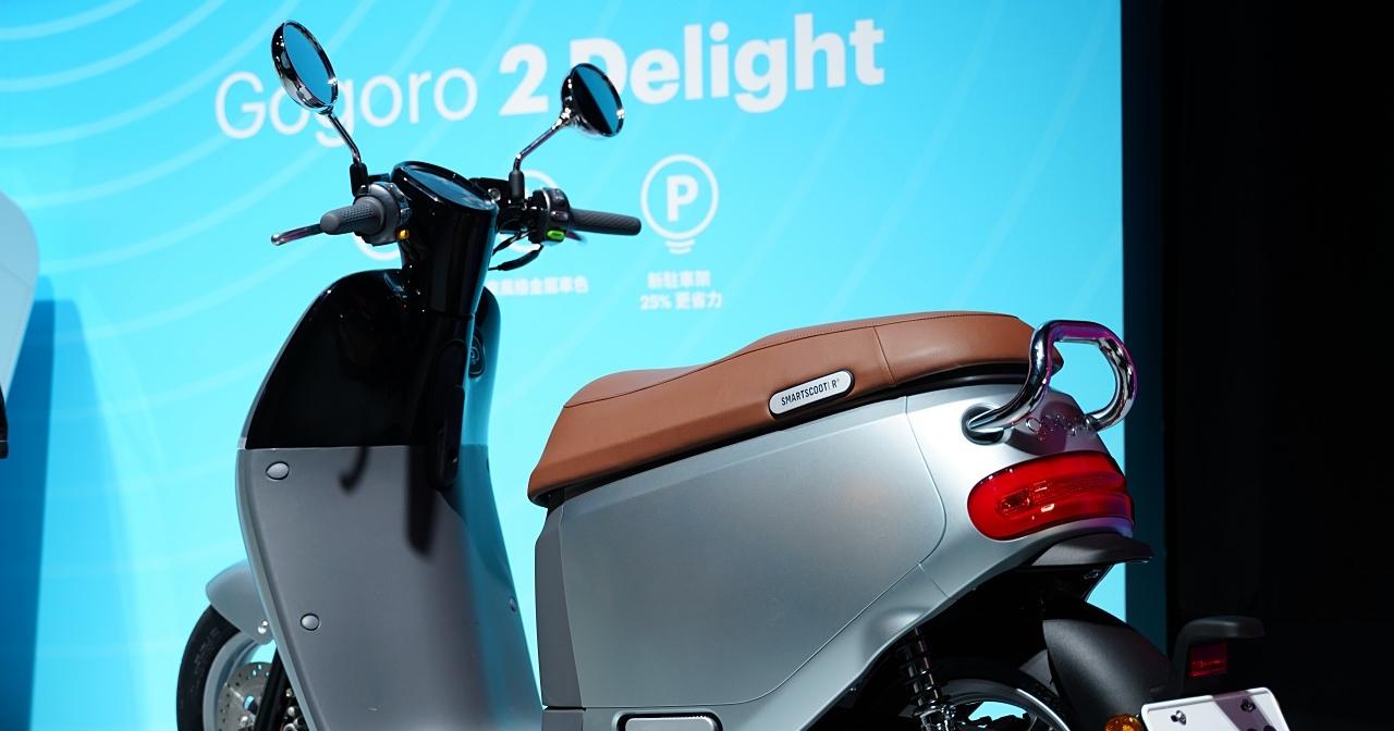 Gogoro 召回 Gogoro 2 等七款車型,原因是因為騎乘中斷電問題