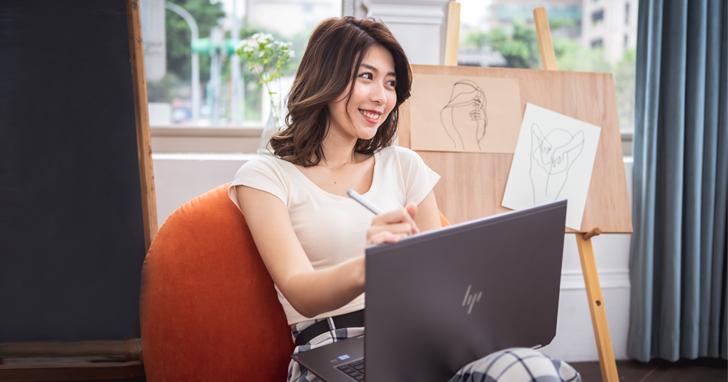 HP ZBook Studio X360 G5 開箱評測:工作站效能,可翻轉螢幕搭配數位筆,更具彈性的創作利器!