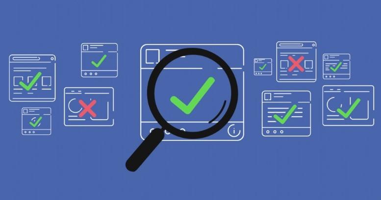 Facebook 擴大在台第三方事實查證計劃,和 MyGoPen 合作打擊不實訊息