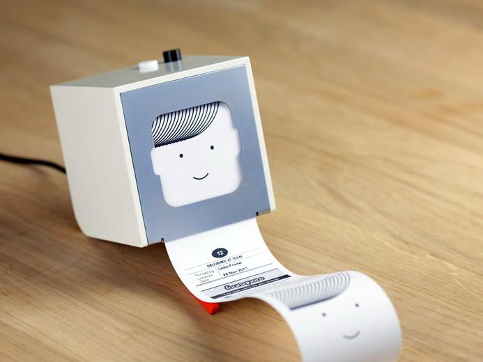 iPhone / Android 專用:Little Pinter 隨時印出手機裡的資訊