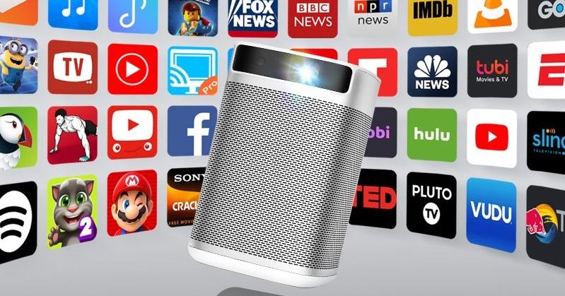 口袋投影機再添一款!XGIMI MoGo Pro 上市,支援 Android TV、可投放 100 吋畫面