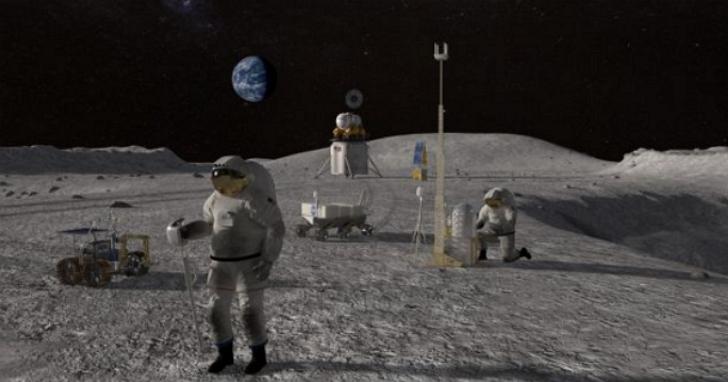 NASA公佈了如何在月球建立人類永久基地的計畫細節,麥特戴蒙可能要先在月球種馬鈴薯了
