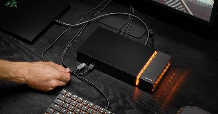 Seagate 發表首款 FireCuda 外接式遊戲儲存工作站方案,以及新一代 BarraCuda fast SSD 隨身硬碟