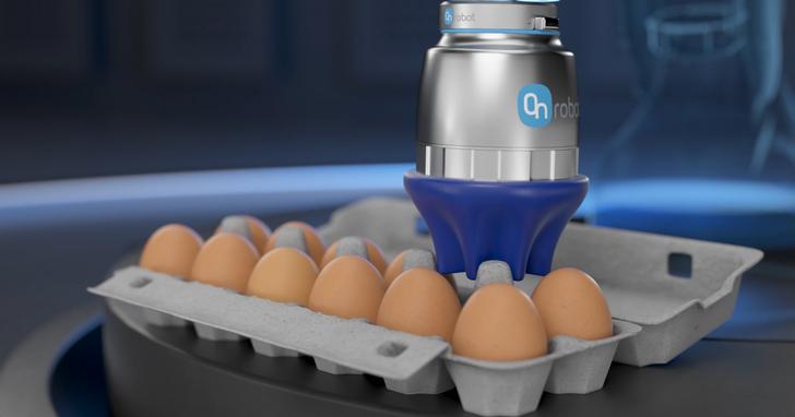 OnRobot推出食品級認證的軟式電動夾爪,克服高難度取放應用