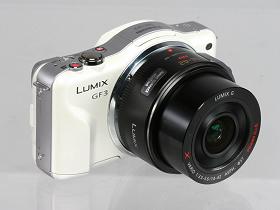 Panasonic GF3X:X 14-42mm 變焦餅乾鏡加持,輕薄實測
