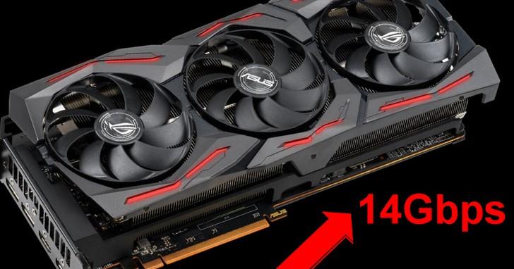 免費的效能要不要?Asus 釋出 Radeon RX 5600 XT 顯示卡記憶體 14Gbps 版本 BIOS