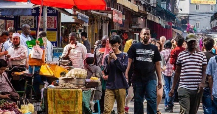 非洲人在廣州爆出遭到歧視被逐出住宅、飯店也不給住,非洲聯盟主席召見中國大使表達關切