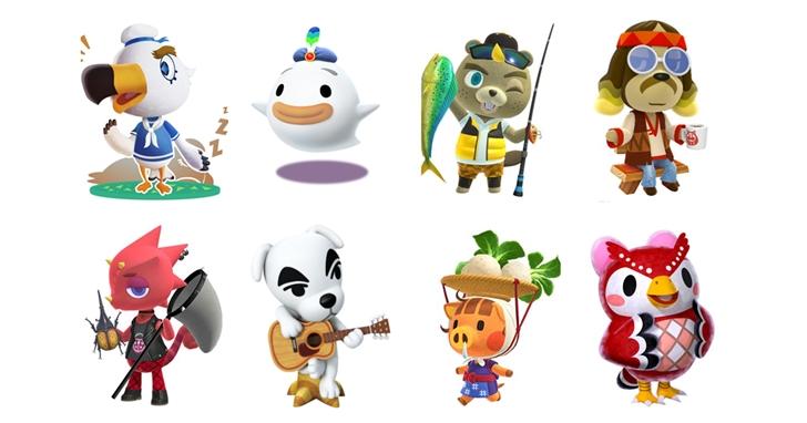 《動物森友會》10 個特殊 NPC 角色你遇過幾個?出現時機點、功能任務一覽