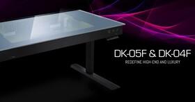 Lian Li DK-05F桌型電腦機殼,可塞入2台電腦還能電動升降