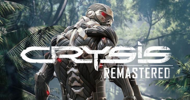Crysis Remastered 重製版挾帶光線追蹤、高解析度貼圖降臨 PC、PS4、Xbox One、Switch