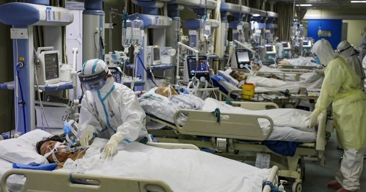 武漢一天內突然多出千人「確診死亡」數量,官方表示:先前漏報、現在修正