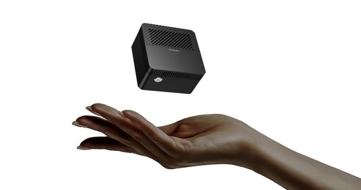 Chuwi推出超迷你LarkBox x86電腦,蘋果大小機身支援4K影音播放