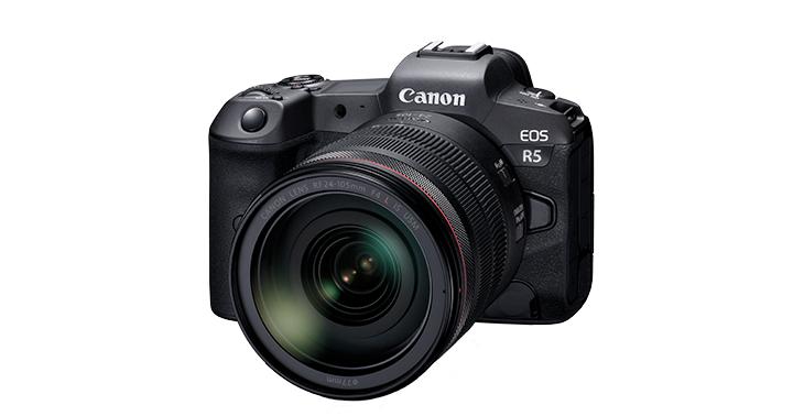 Canon 曝光 EOS R5 更多細節:無裁切 8K RAW 錄影、SD + CF 雙卡槽