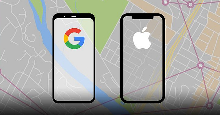 Apple和Google的Contact Tracing技術怎麼追蹤疫情又能保護隱私?