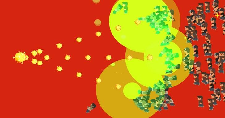 因小粉紅投訴Steam上《Coronavirus Attack》遊戲辱華,Steam直接封鎖他們的IP