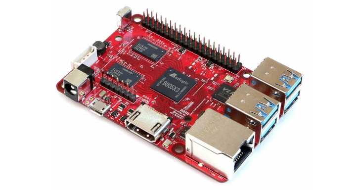 Hardkernel推出全新Odroid C4單板電腦,搭載Amlogic S905X3效能領先Raspberry Pi 4