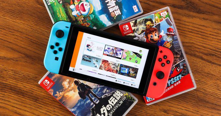 Switch遊戲10款熱門遊戲推薦:路易吉洋樓3、超級瑪利歐創作家2、寶可夢 盾/劍......等你玩了幾款?