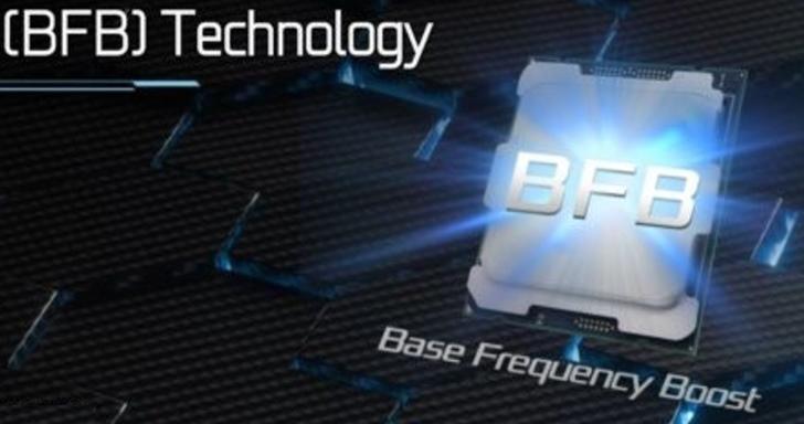非K也能超!ASRock獨家BFB超頻技術支援解放處理器基頻限制