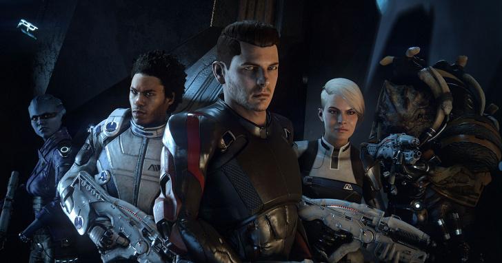 據傳《質量效應》三部曲將獲得重製,EA 未來一年間將帶來 14 款作品