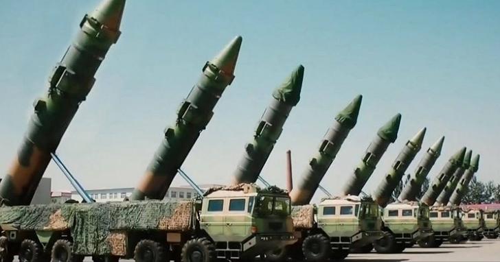 中國官媒總編輯:中國必須在短時間內把核彈總數擴大到千枚,才能實現「中美友好相處」