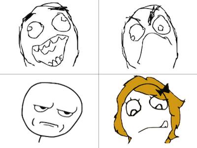 上網用免費的 Rage Maker,搞笑四格漫畫輕鬆 DIY