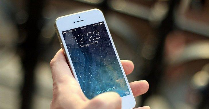 如何透過手機查詢近期曾去過的地方?