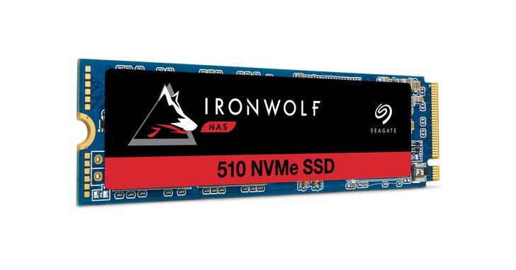 希捷科技推出全球首款專為企業級 NAS 打造的 PCIe SSD,最高容量達 1.92TB