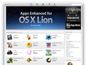 Apple Mac App Store 下載量突破1億,不到1年創佳績