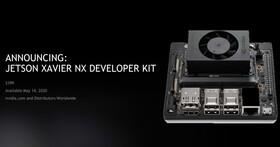 Jetson Xavier NX開發套件動手玩軟體篇:原生雲端與容器功能引爆應用潛力