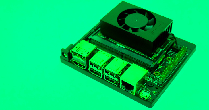 Jetson Xavier NX開發套件動手玩硬體篇:同時執行4個容器榨乾AI電腦