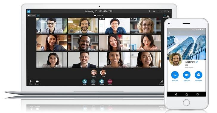 訊連科技「U會議」發布更新,可呈現12位與會者視訊畫面