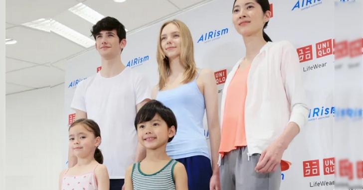 UNIQLO也將開始賣口罩,夏天將推出不悶熱的AIRism系列布質口罩