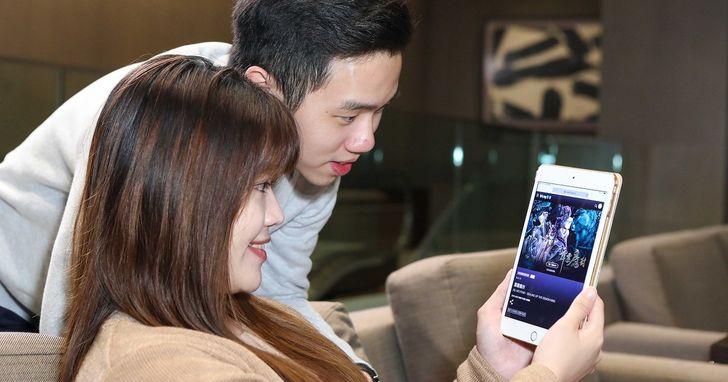 遠傳friDay影音攜手The Wall投入娛樂自製內容,加速5G影音內容推動