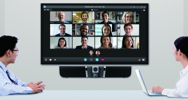 圓展、訊連軟硬體整合,展現視訊會議MIT實力