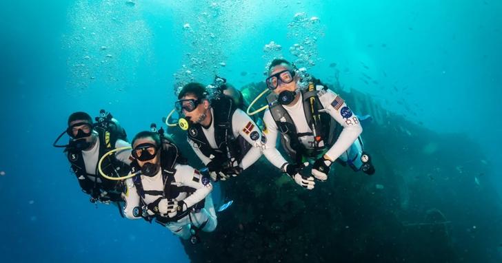 地球上最後一個海底實驗室:未來太空人的試驗場
