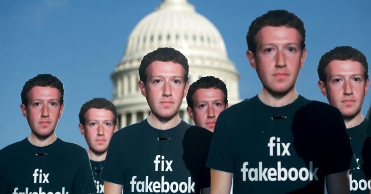 川普還沒找Twitter 麻煩,Facebook 員工先拿自己老闆開刀了