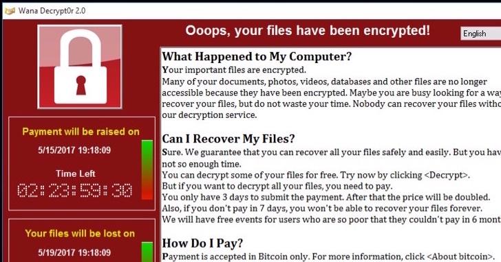 注意 WannaCry 勒索軟體再現,Windows 10 的 SMB 又爆重大安全漏洞!