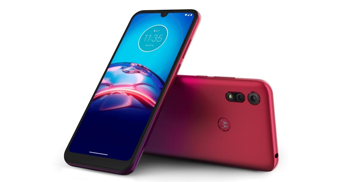 Motorola e6s 入門款手機在台推出,售價只要 3,990 元、由台哥大獨賣